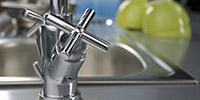 Kitchen Mixers & Taps