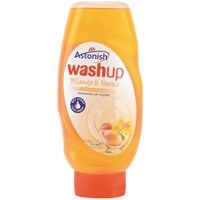 Astonish  Washup Liquid Mango and Fresia - 600ml