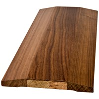 Doras  Walnut Door Saddle