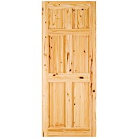 Doras  Alba Knotty Pine Door - 44mm