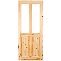 Doras  Rio Knotty Pine Door - 44mm