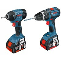 Bosch  Pro Cordless Twin Kit