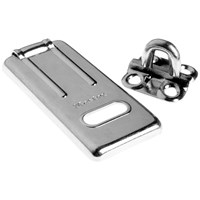 Master Lock  Steel Hasp - 64mm