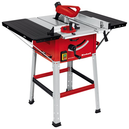 Einhell  TH-TS1525 Table Saw & Extensions - 250mm 240V