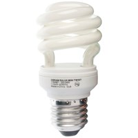 Osram  CFL Mini Spiral Light Bulb - 12W ES
