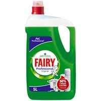 Fairy  Washing Up Liquid Original - 5 Litre