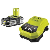 Ryobi  RBC-18L15 One+ 1.5Ah Li-Ion Battery & Charger - 18V