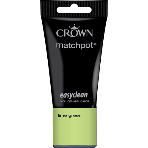 Crown Easyclean Matt Colours Paint - 40ml