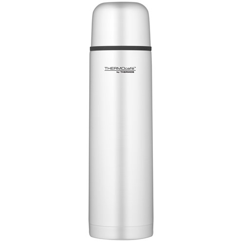 Thermos ThermoCafé Stainless Steel Flask - 1 Litre