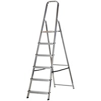 Werner  6 Tread Stepladder