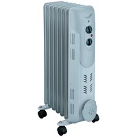 Winterwarm  Electric Oil Radiator - 1.5kW