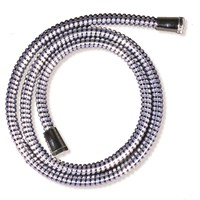Croydex  Reinforced PVC Shower Hose - Chrome