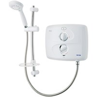 Triton  T90Z Pumped Electric Shower 8.5kW - White