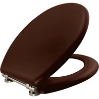 Bemis  Natural Reflections Toilet Seat Mahogany - 9300