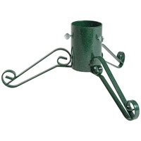 Bosmere  Traditional Green Metal Christmas Tree Stand - 4in