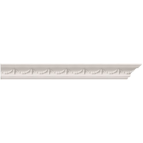 Gyproc Artex Adam Decorative Plaster Coving 2m - 2 Pack