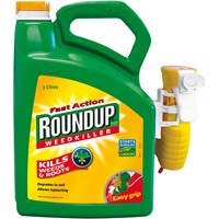 Round Up  Fast Action Ready to Use Weedkiller - 3 litre
