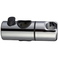 Euroshowers  Shower Rail Slider 25mm - Chrome