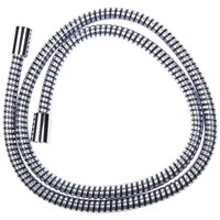 Euroshowers  Superstrong Chrome Shower Hose - 150mm
