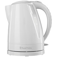 Russell Hobbs  Buxton White Cordless Jug Kettle - 1.7 Litre