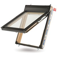 Keylite  Fire Escape Window with Thermal Glazing - Pine
