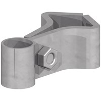 GateMate  RSJ 35mm Pin Bottom Gate Hangers 25 Pack - Galvanised