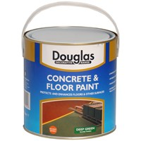 Douglas Decorative Range Concrete & Floor Paint - 2.5 Litre