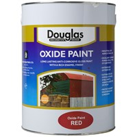 Douglas Decorative Range Oxide Paint - 5 Litre