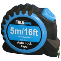 Tala  Auto Lock Measuring Tape - 5m