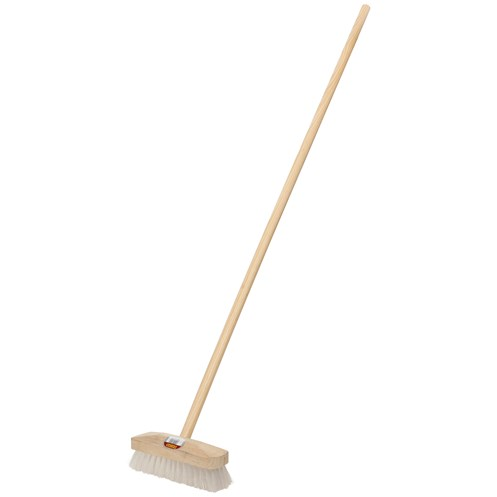 Dosco  Nylon Deck Large Brush & Handle - 9.5in