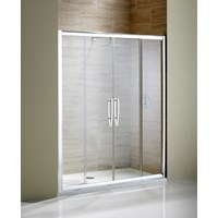 Flair NaMara Central Opening Double Sliding Shower Door