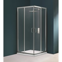 Flair Hydro Express Fit Corner Entry Shower Enclosure