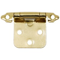 Phoenix  Self Closing Cabinet Hinge - Brass