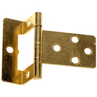 Phoenix  Cranked Flush Hinge - 2 5/8in