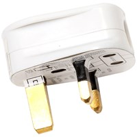 Phoenix  Mains Plug Top - 13 Amp