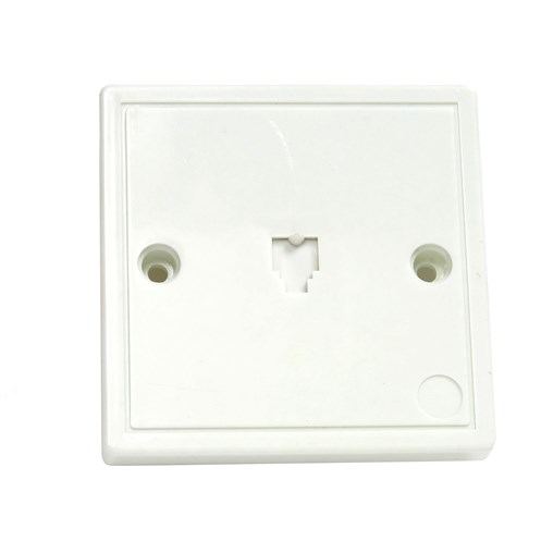 Phoenix  RJ11 Flush Telephone Socket