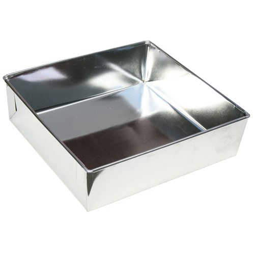 Steelex  Square Cake Tin - 12in