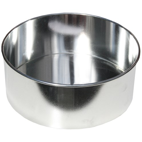Steelex  Round Cake Tin - 10in