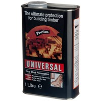 Protim  Clear Universal Wood Preservative - 1 Litre