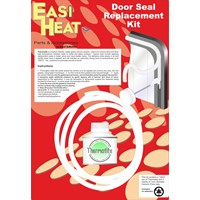 Easi Heat  Door Seal Replacement Kit - Boiler/Cooker