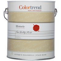 Colortrend  Historic Antique Eggshell Colours Paint - 2.5 Litre