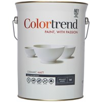 Colortrend  Ceramic Matt Colours Paint - 5 Litre