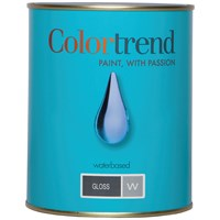Colortrend  Gloss Colours Paint - 1 Litre