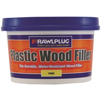 Rawlplug  Plastic Wood Filler Pine - 250ml