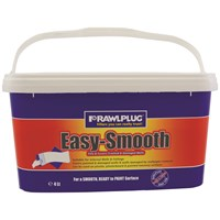 Rawlplug  Easy-Smooth Filler - 4 Litre