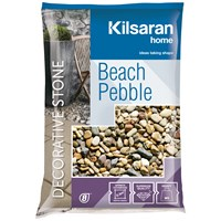 Kilsaran  Beach Pebble Decorative Stone - 25kg