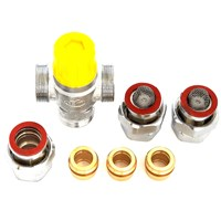 BiWorld Heatame Thermostatic Mixing Valve - 3/4in