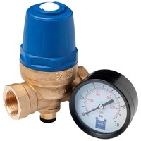 Emmeti  Eco+ Pressure Reducing Valve - 3/4in