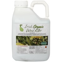 Irish Organic  Weedkiller - 5 Litre Concentrate