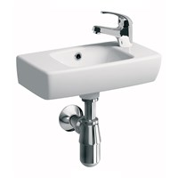 Sonas Twyford Energy E100 Square Handrinse Basin - 450mm